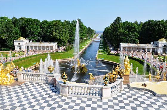 «Пригороды Петербурга»